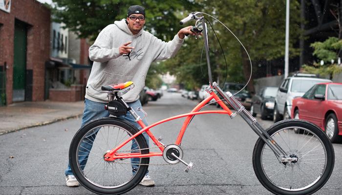"""จักรยาน ครูชเชอร์ เน้นขี่สบาย สไตล์ """" ฮิปสเตอร์ """""""