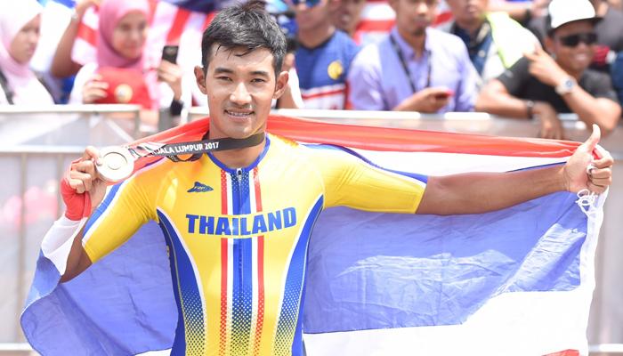 นักปั่นไทยคว้าแชมป์ สเตจแรก ทัวร์ ออฟ ไทยแลนด์ 2020