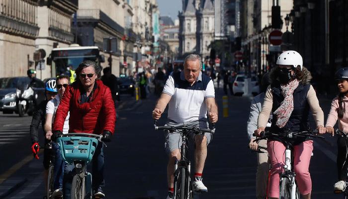 อังกฤษทุ่มงบมหาศาล รณรงค์ปั่นจักรยาน ต้าน โควิด -19