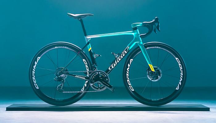 เมื่อทีมปั่น Astana Pro Team เปลี่ยนมาใช้จักรยาน Wilier Triestina