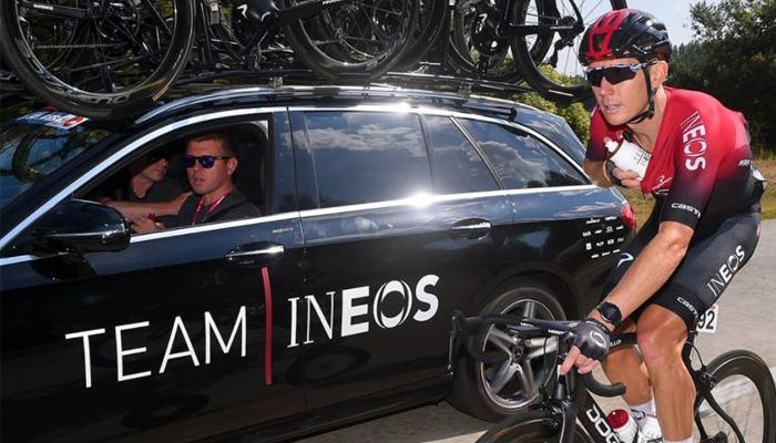 คาเมรอน เวิร์ฟ นักไตรกีฬา หันมาเซ็นสัญญากับทีม INEOS