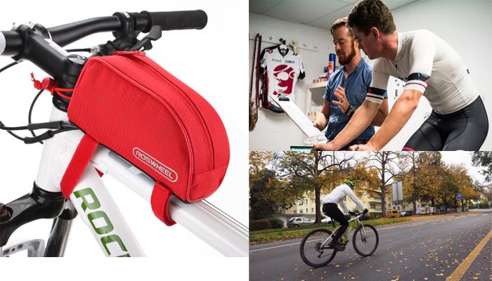 จะปั่นจักรยานไม่จำเป็นต้องมี อุปกรณ์ให้เยอะแยะมากมาย (โดยเฉพาะมือใหม่)