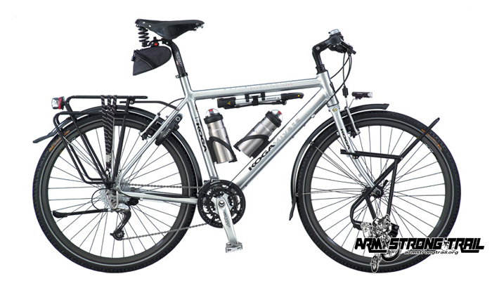 แนะนำจักรยานทัวร์ริ่ง ในปี 2020
