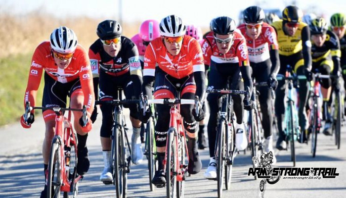 จักรยานชิงแชมป์ยุโรปสุดเข้มป้องโควิด-19