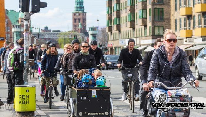 เมืองในฝันของนักปั่นจักรยาน