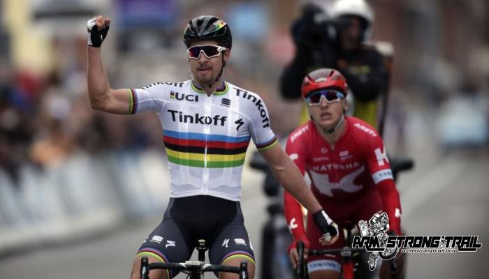 ปีเตอร์ ซากาน นักปั่นจักรยานที่สามารถคว้าเสื้อเขียวได้ตั้งแต่ครั้งแรก