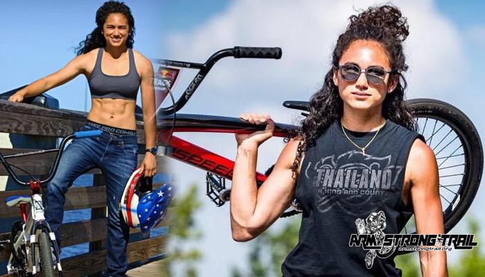อแมนด้า คาร์ ประกาศ รีไทร์จากวงการ BMX