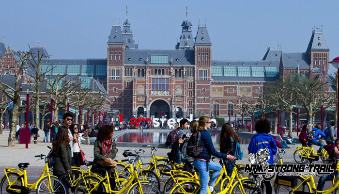 ทำไมเนเธอร์แลนด์ถึงเป็นเมืองหลวงของนักปั่นจักรยาน