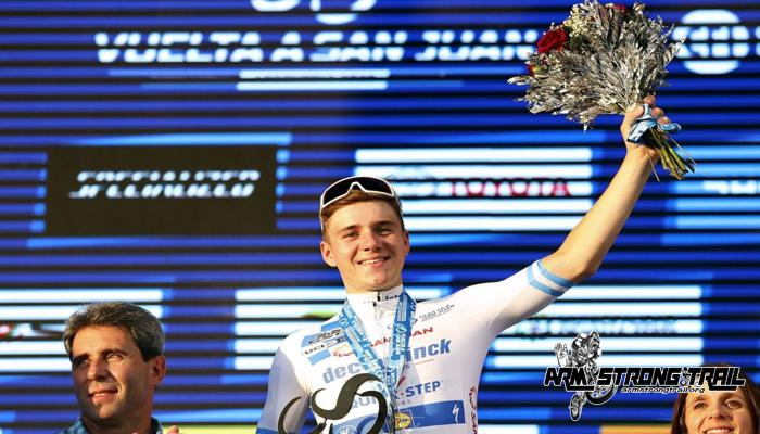 เรมโค เอเวนเนโพล นักปั่นจักรยานรุ่นเยาวชนที่สามารถคว้าแชมป์โลกได้