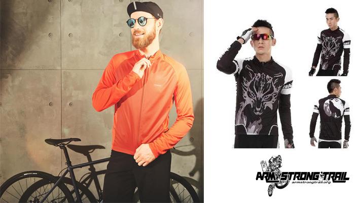 เสื้อสำหรับนักกีฬาจักรยาน นักปั่นต้องรู้