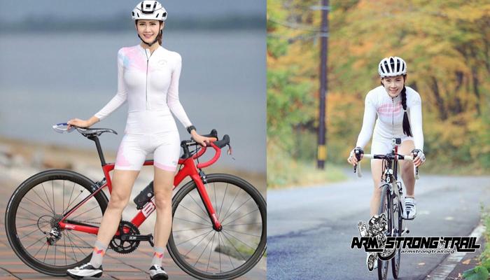 เสื้อผ้าแบบใดใส่แล้วเหมาะกับการปั่นจักรยาน