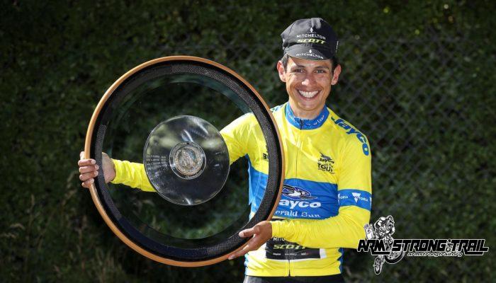 เอสเตบาน ชาเวซ นักปั่นจักรยานจากโคลัมเบีย