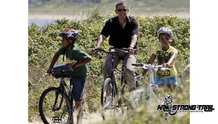 5 บุลคลระดับโลก ที่ชื่นชอบการปั่นจักรยาน