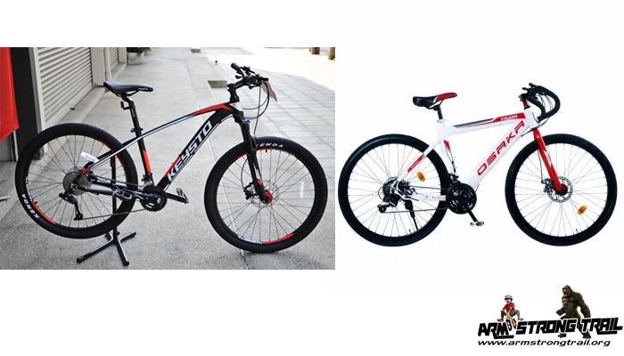 7 จักรยานเสือหมอบ ราคาเบา ๆ สำหรับคนที่จะเริ่มต้นปั่น