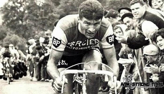 Raymond Poulidor นักปั่นจักรยานรุ่นบุกเบิกชาวฝรั่งเศส