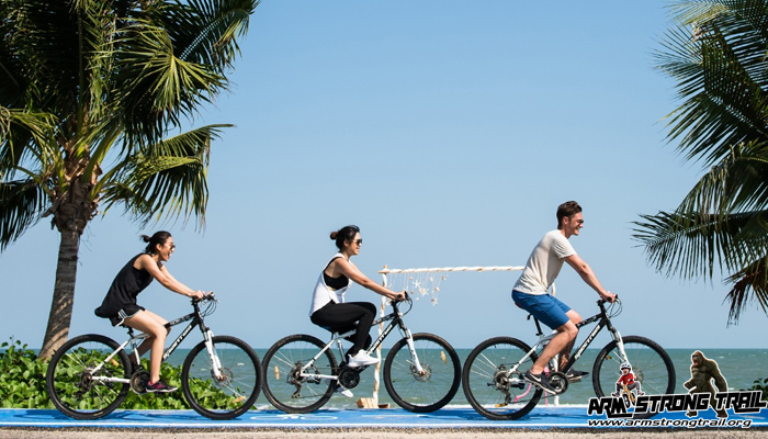 เหตุผลที่ควรจะไปร่วมงานปั่นจักรยาน
