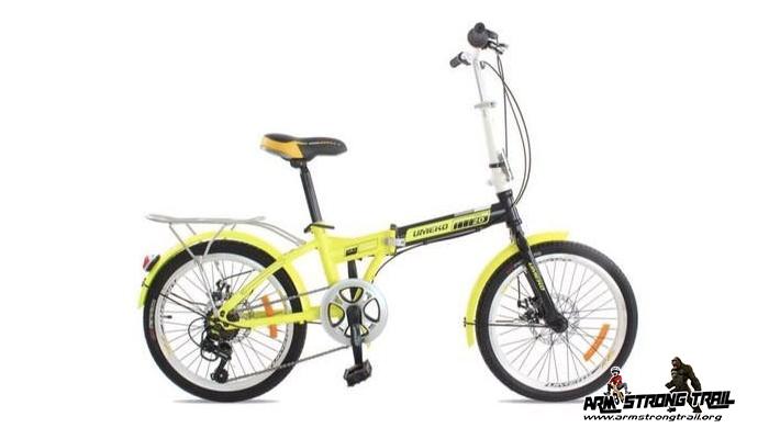 รีวิว 7 จักรยานพับได้ ราคาไม่เกิน 4,000 บาท