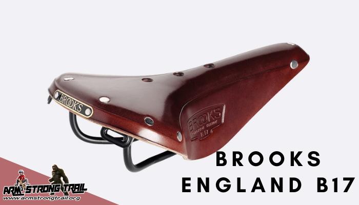 BROOKS England B17 การปั่นจักรยาน สิ่งที่เป็นตัวแปรและมีผลกับการใช้งานค่อนข้างมากก็คือ อานจักรยาน เพราะอานเป็นตัวที่รองรับน้ำหนักของเรา