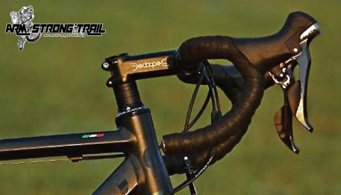 การใช้เบรกจักรยานตอนลงเขา