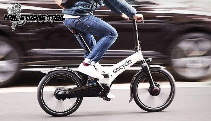 ข้อดีของจักรยานพับได้ 14 นิ้ว E-bike จักรยานไฟฟ้า
