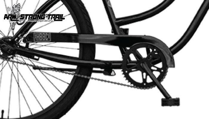ส่อง โครงสร้างของ จักรยานครุยเซอร์