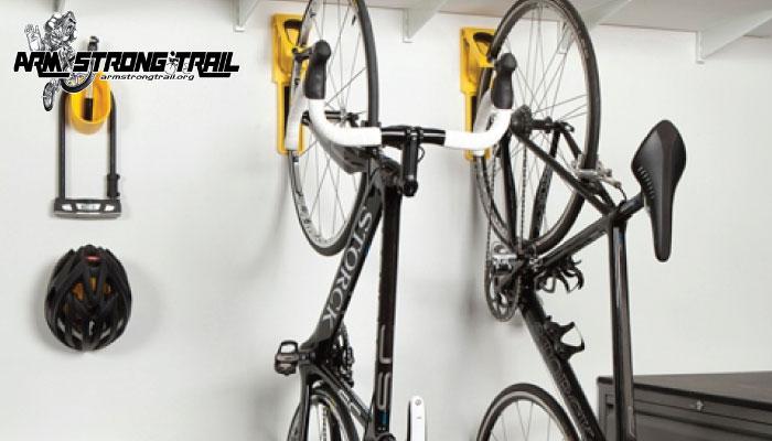 แนวคิด ในการแขวน จักรยานในแบบรูปต่าง ๆ
