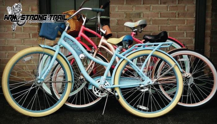 จักรยานครุยเซอร์ สำหรับผู้หญิง ปั่นชิลๆ เก๋ๆ ไปเลย