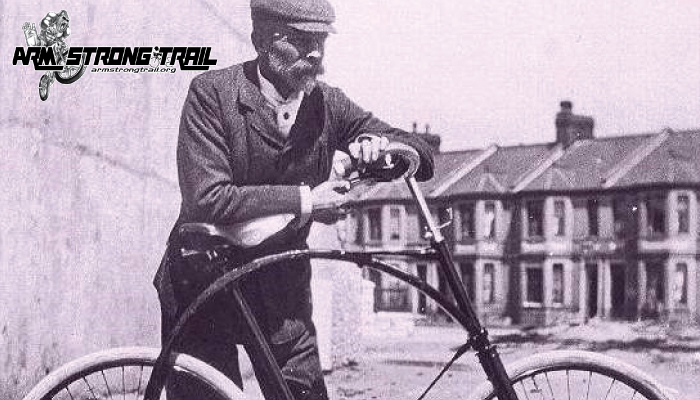 ที่มาของ จักรยาน