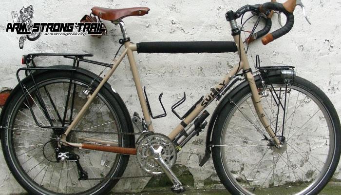 เฟรม จักรยาน ทัวร์ริ่ง แนวทางในการเลือก