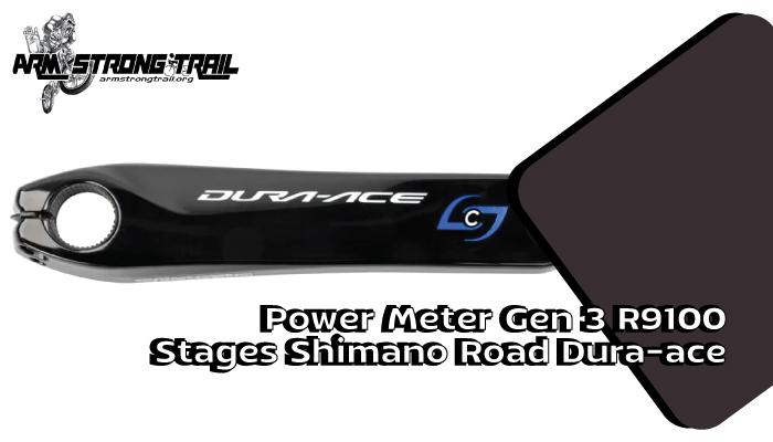 Power Meter Gen 3 R9100